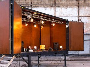 Big Box Berlin – Seecontainer-Architektur