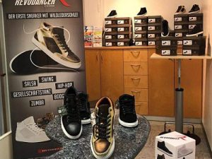 Revodancer – Der welterste Tanz-Sneaker in modischem Design